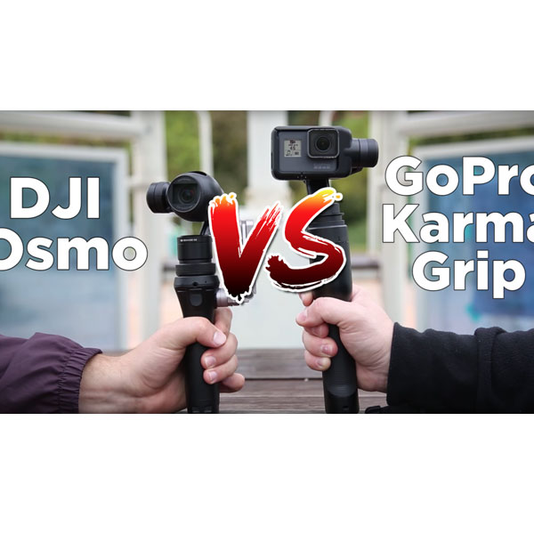 DJI Osmo Vs GoPro Karma Grip A Tale Of Two Gimbals
