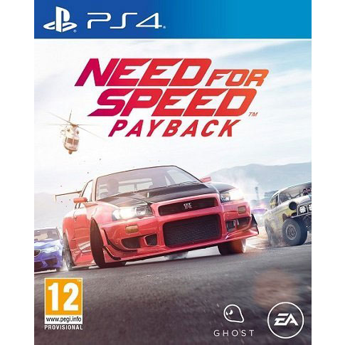 Need For Speed Payback Playstation 4 Tryaksh Store Tryaksh