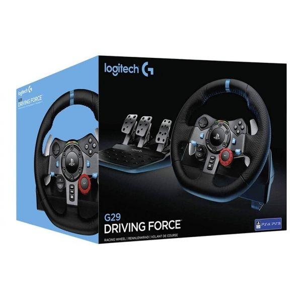 logitech g29 racing wheel for ps4 tryaksh store. Black Bedroom Furniture Sets. Home Design Ideas